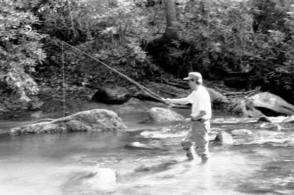 Keith 39 s 1998 fly fishing log for Roaring river fishing hours